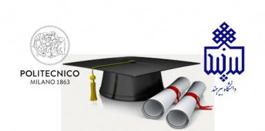 امضای توافقنامه پذیرش دانشجوی دکتری دومدرکی بین دانشگاه بیرجند و دانشگاه پلیتکنیک باری کشور ایتالیا